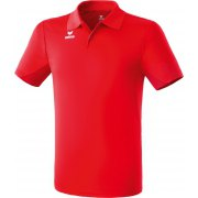 Polo fonctionnel Erima homme rouge -
