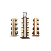 HALTERES SET SWING TOWER NOHRD EN CHENE -