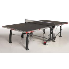Table de ping pong cornilleau outdoor sport 400 m grise livr e non mont e cornilleau - Roue pour table de ping pong ...