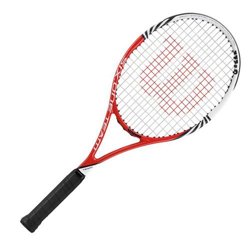 raquette de tennis wilson six one team blx 18x20 wilson