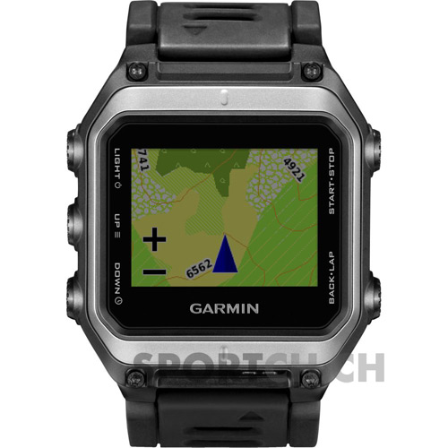 montre gps garmin epix topo suisse garmin. Black Bedroom Furniture Sets. Home Design Ideas